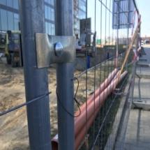 stavební plot Brno