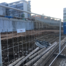 pronájem stavebního oplocení Brno